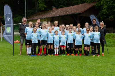 Coerver – Julia Simic – Girls Camp